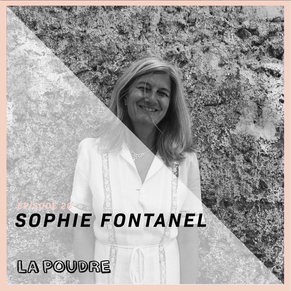Épisode #20 - Sophie Fontanel