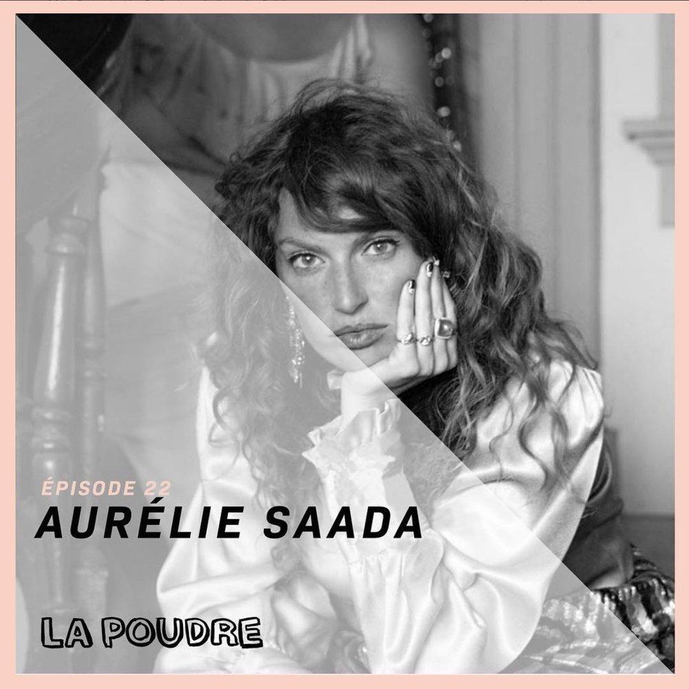 Épisode #22 - Aurélie Saada