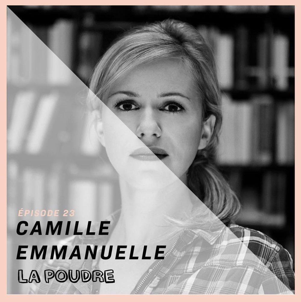 Épisode 23 - Camille Emmanuelle