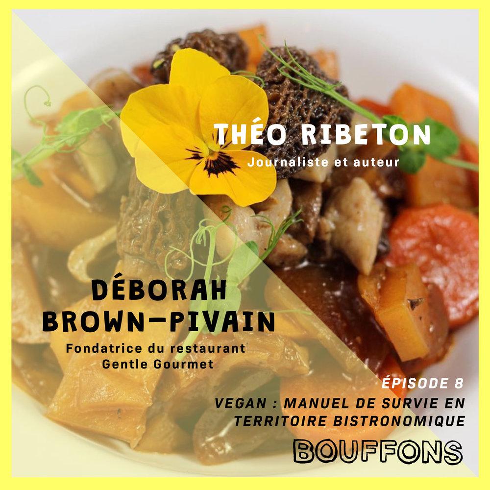 Épisode #8 : Vegan, manuel de survie en territoire bistronomique