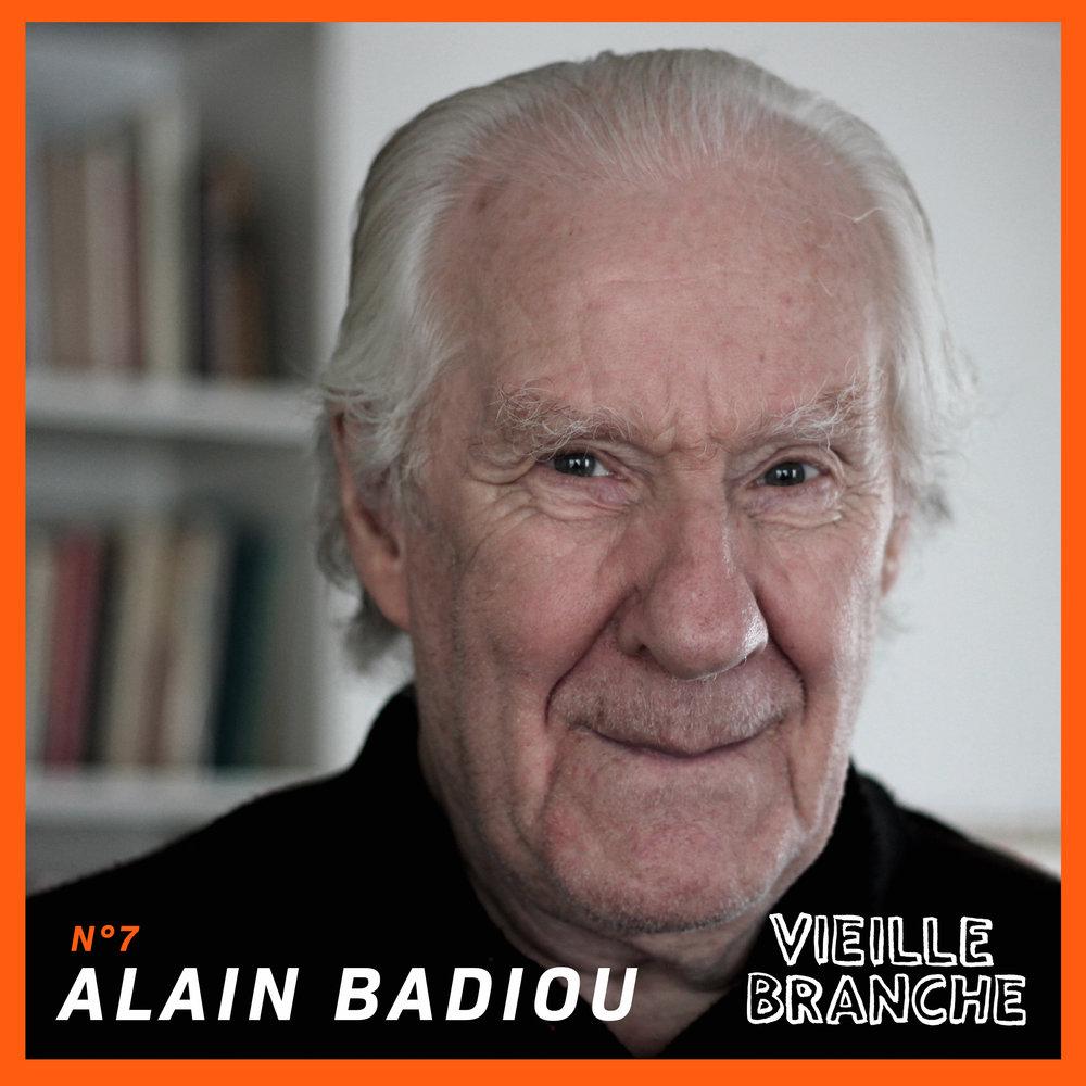 Épisode #7 : Alain Badiou, philosophe