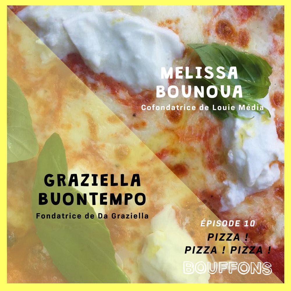 Épisode #10 : Pizza ! Pizza ! Pizza !