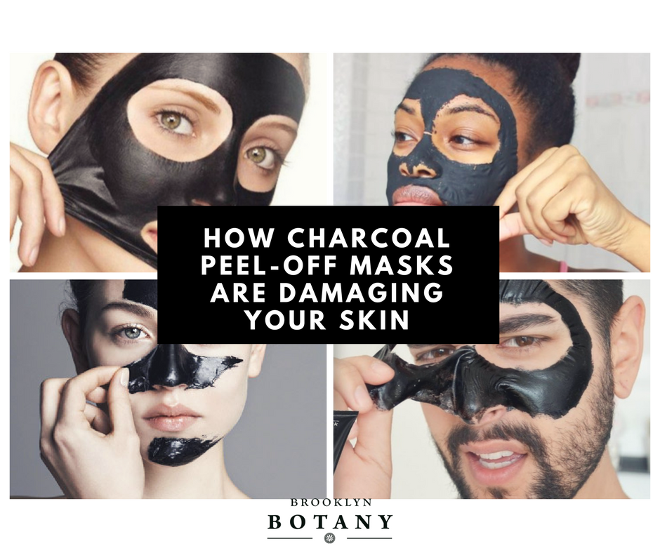 Charcoal Peel Off Masks