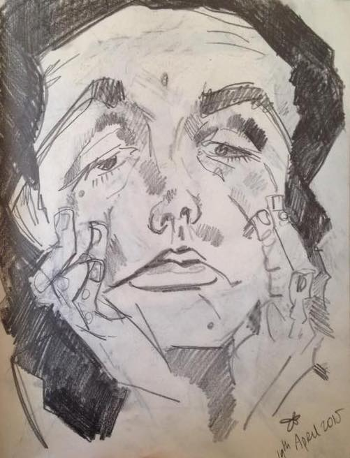 self portrait - graphite.jpg