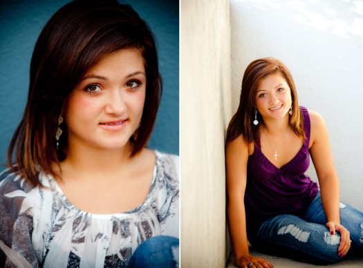 Senior Portrait Round Rock