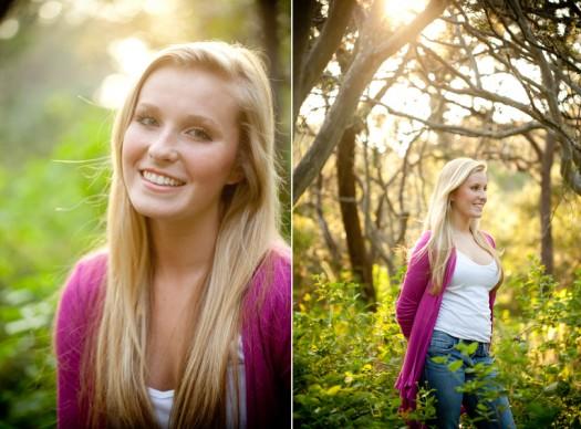 Senior Photo Austin