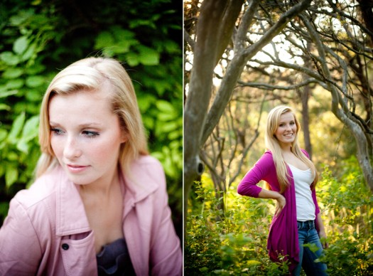 Round Rock Senior Photography