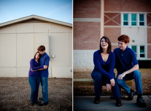 Engagement photography Austin