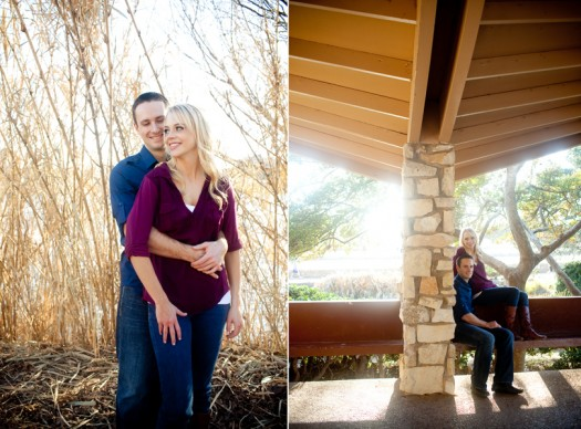 Long Center Wedding Photography