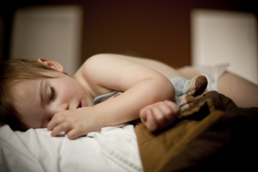sleeping baby photography