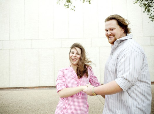 UT Engagement Session