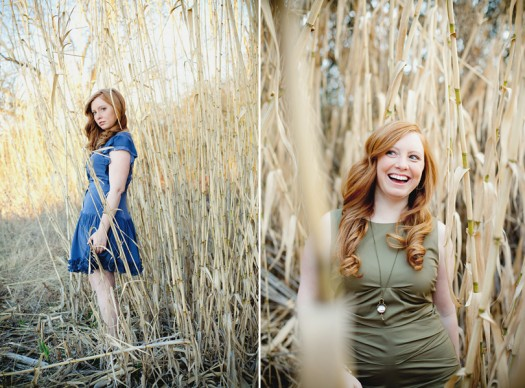red head photography