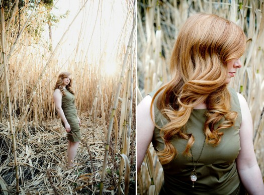 Hana Fiechtner hair photography