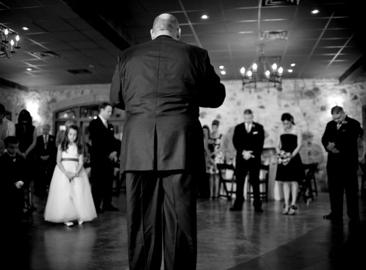 first prayer austin wedding photography