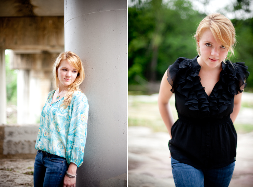 austin senior portraits