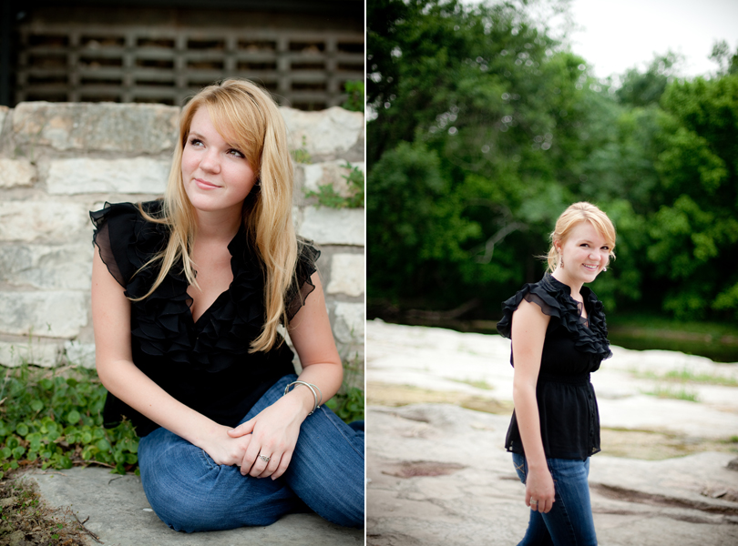 round rock senior shots