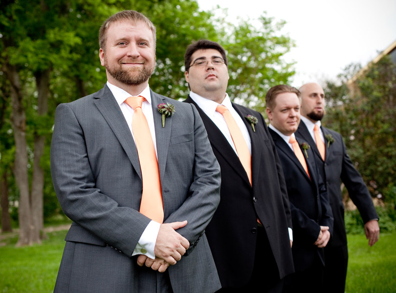 Groom and Groomsmen, Austin Wedding Photography