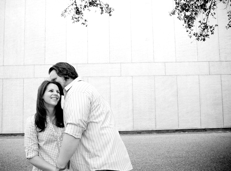 Austin Engagement session at UT