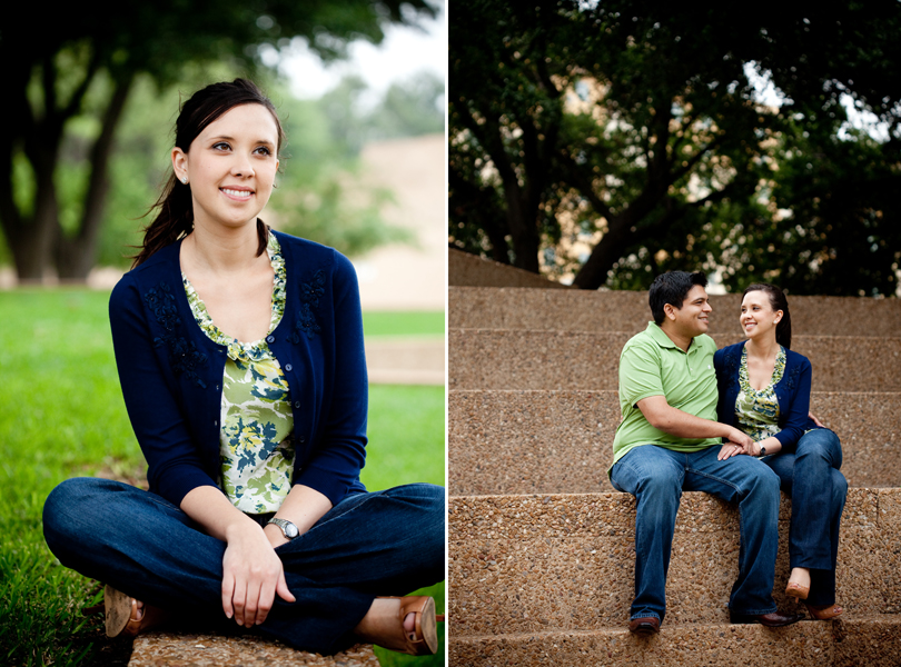 North Texas Engagement Session