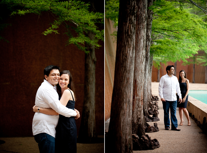 couple embracing, engagement session, austin engagement