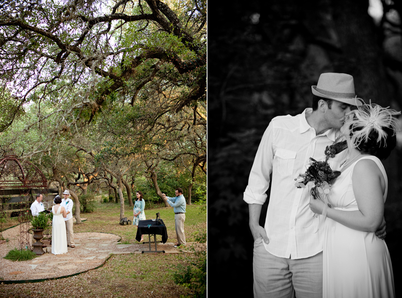 black and white wedding photography, austin, inn at wild rose hall