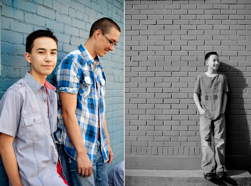 coming of age, teenage son, boys, black and white photography