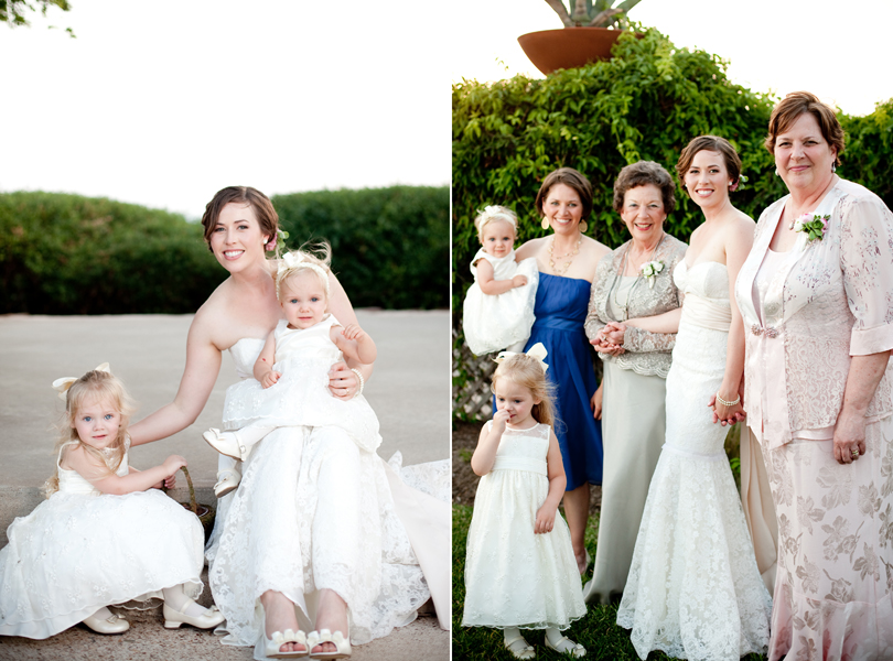 generations, Vintage Villas wedding, Verbena Floral Design, bride, groom