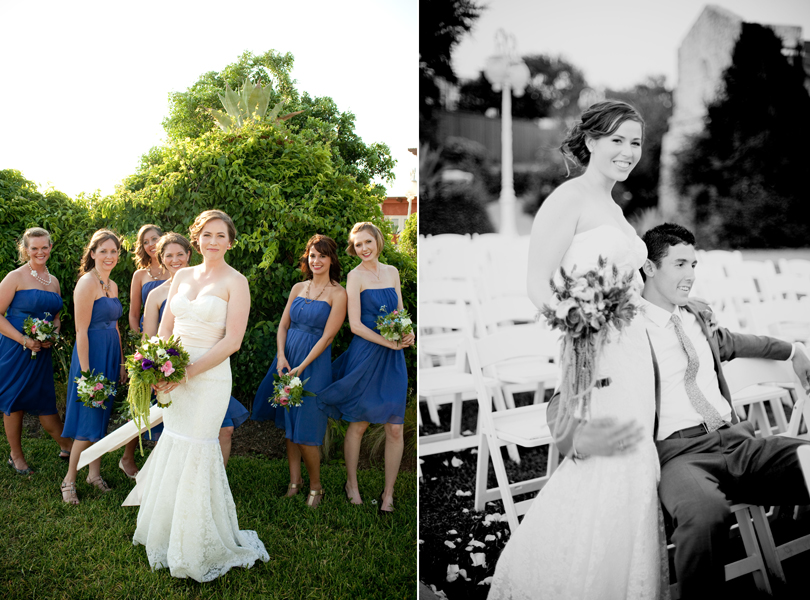 Vintage Villas wedding, Verbena Floral Design, bride, groom, lake travis wedding