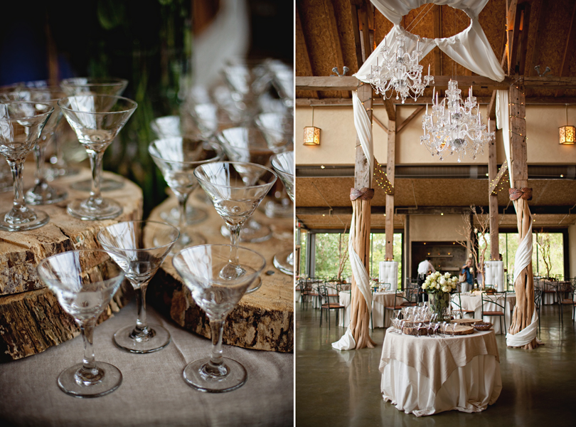 Barr Mansion Weddings, Stems Floral Design, Loot Vintage Rentals, martini glasses