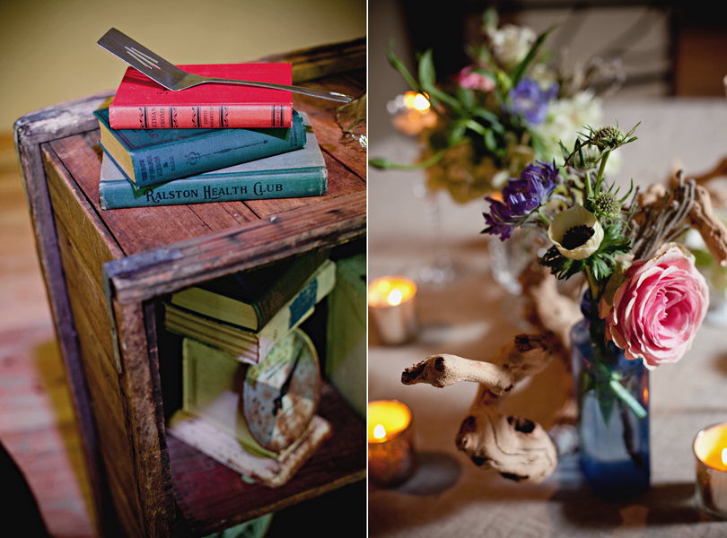 Barr Mansion Weddings, Stems Floral Design, Loot Vintage Rentals, low carbon footprint, recycled, destination wedding photography