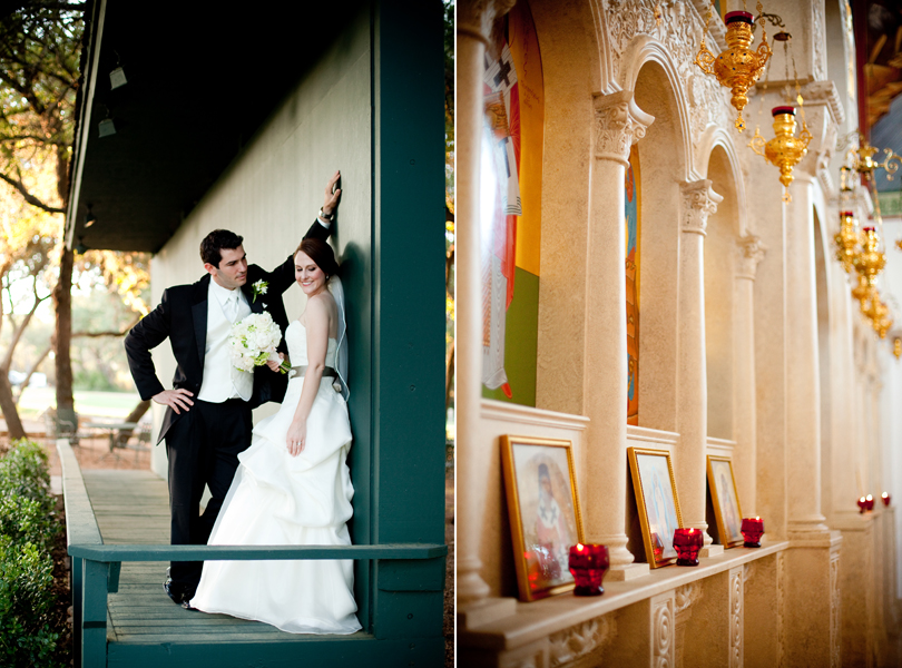 bride and groom portrait, The Hills Country Club Wedding, Transfiguration Greek Orthodox Church