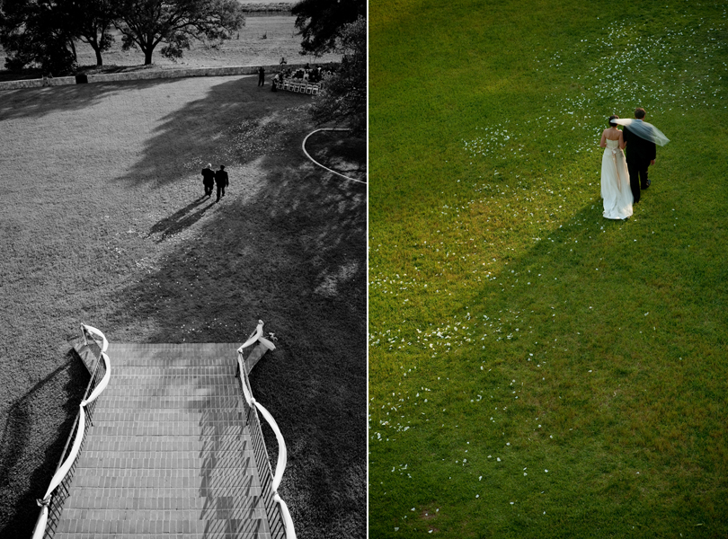 overhead view, bride, thurman mansion wedding, new york wedding photographer
