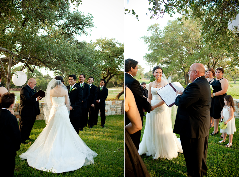 wedding ceremony, destination wedding, thurman mansion wedding