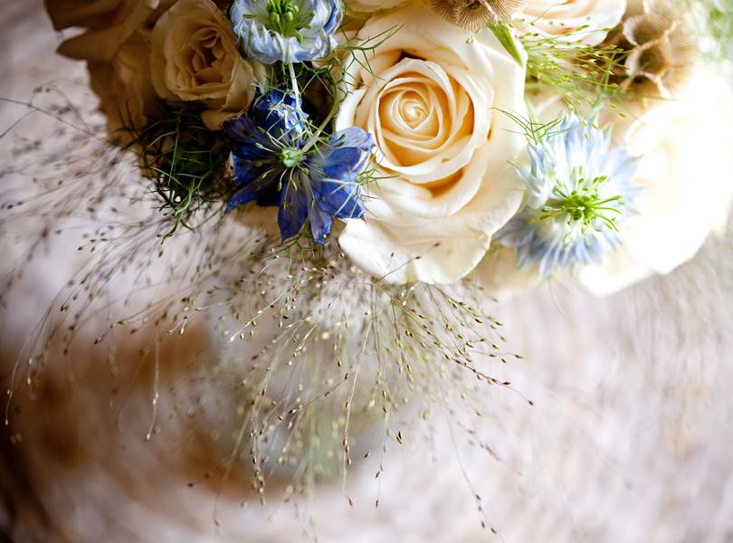 babys breath, Opalia flowers, ivory