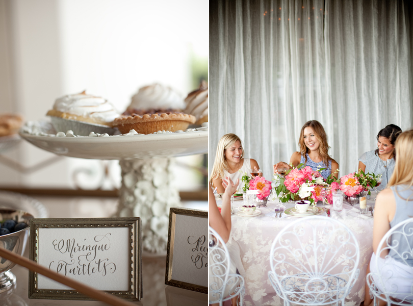 Austin Weddings, Camille Styles, The Byrd Collective, antiquaria vintage registry, deserts, southern hospitality