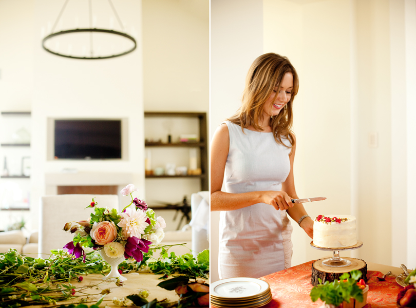 Camille Styles, The Byrd Collective, Any Style Catering, Food and Flowers, in home, fall entertaining