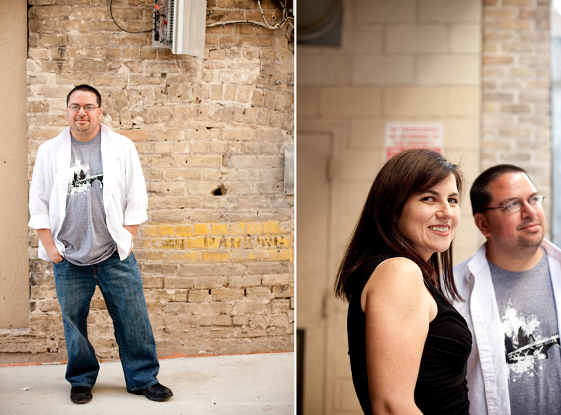 Austin Urban Engagement Photographer