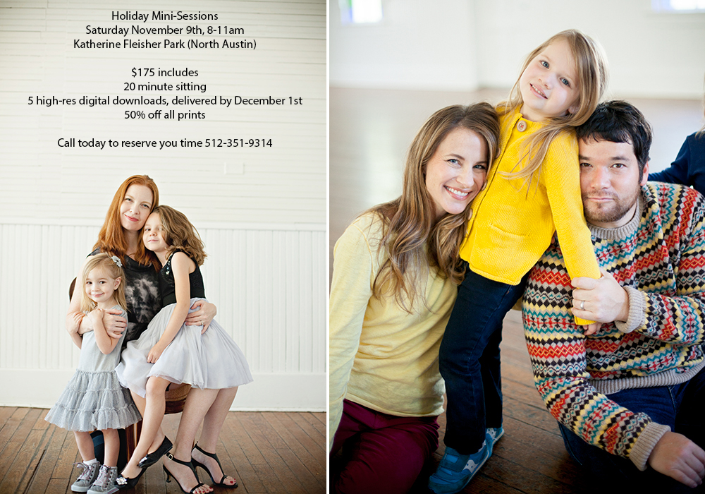 holiday mini session, austin family photography, austin family photography, austin children photographer, austin child photography