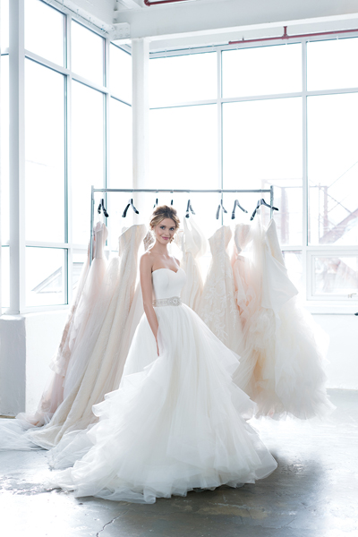 Image courtesy of: www.melangebridal.com
