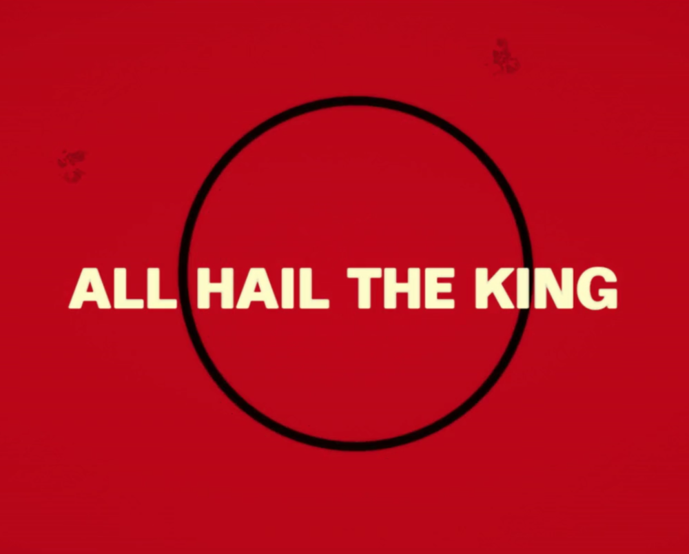 Marvel: All Hail The King