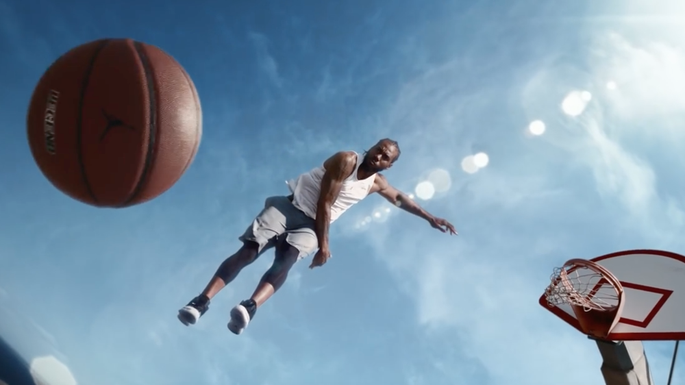 Nike Air Jordan XXXI: Hangtime