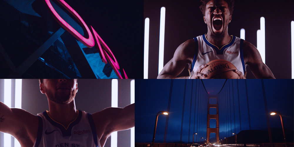Golden State Warriors Promo