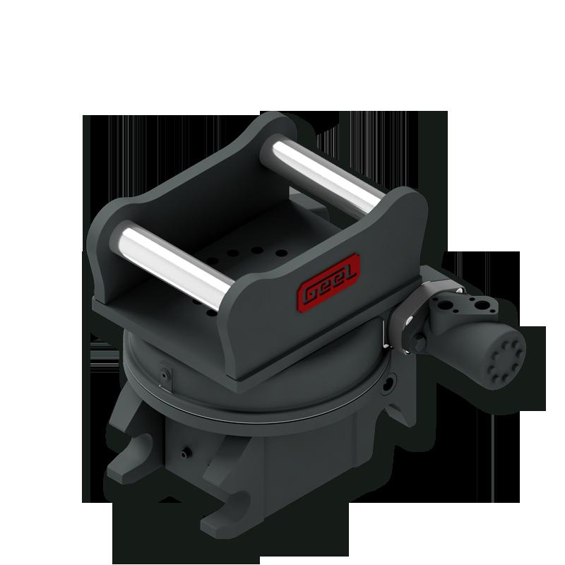 SWM020 mit Drehantrieb