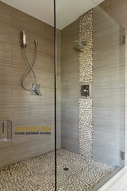 Glass Shower Wall — Ashburn Glass Shower Doors | (703) 635-7564 ...