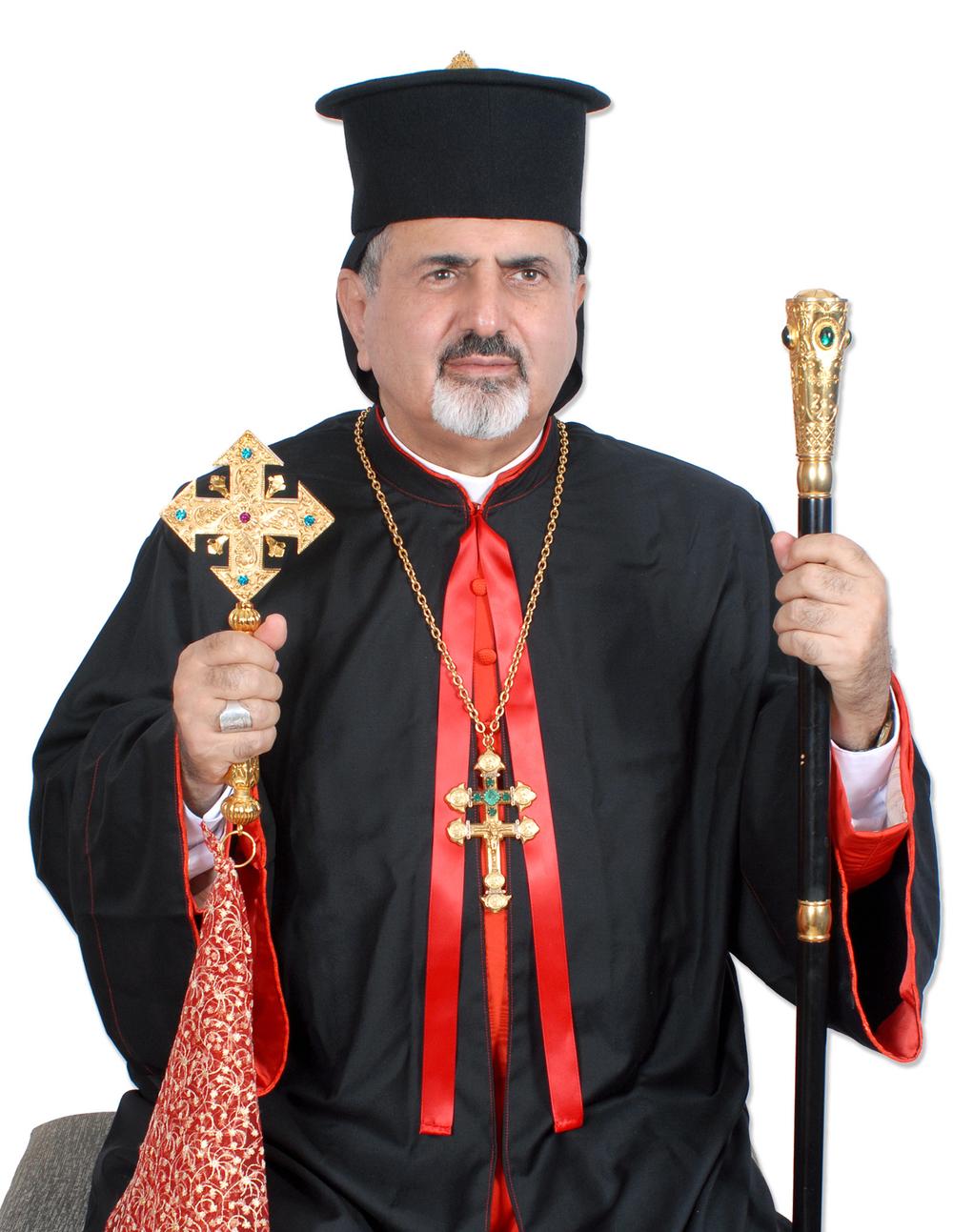 Ignatius Joseph III Yonan Patriarch of Antioch