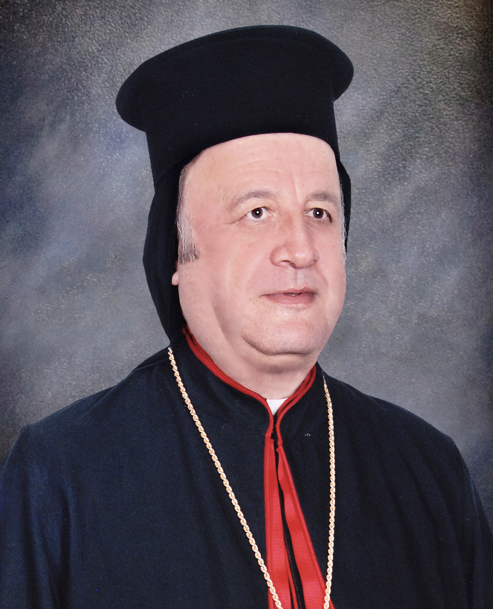 Yousif Benham Habash ,   Bishop of the Eparchy of Our Lady of Deliverance