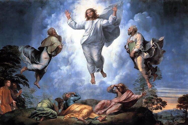 Transfiguration عيد التجلي