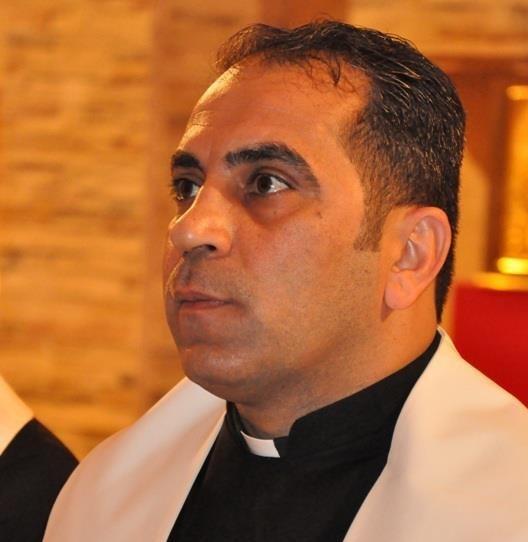 Fr. Aphram Mushe - Phone #: (818) 318-5858
