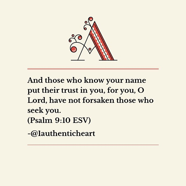 Excited to post my reflections on this verse tomorrow. Stay tuned. What does it mean to know Him? To seek Him? #Bible #Psalm #Jesus #God #BiOY #faith #Christian #devotional #reflection