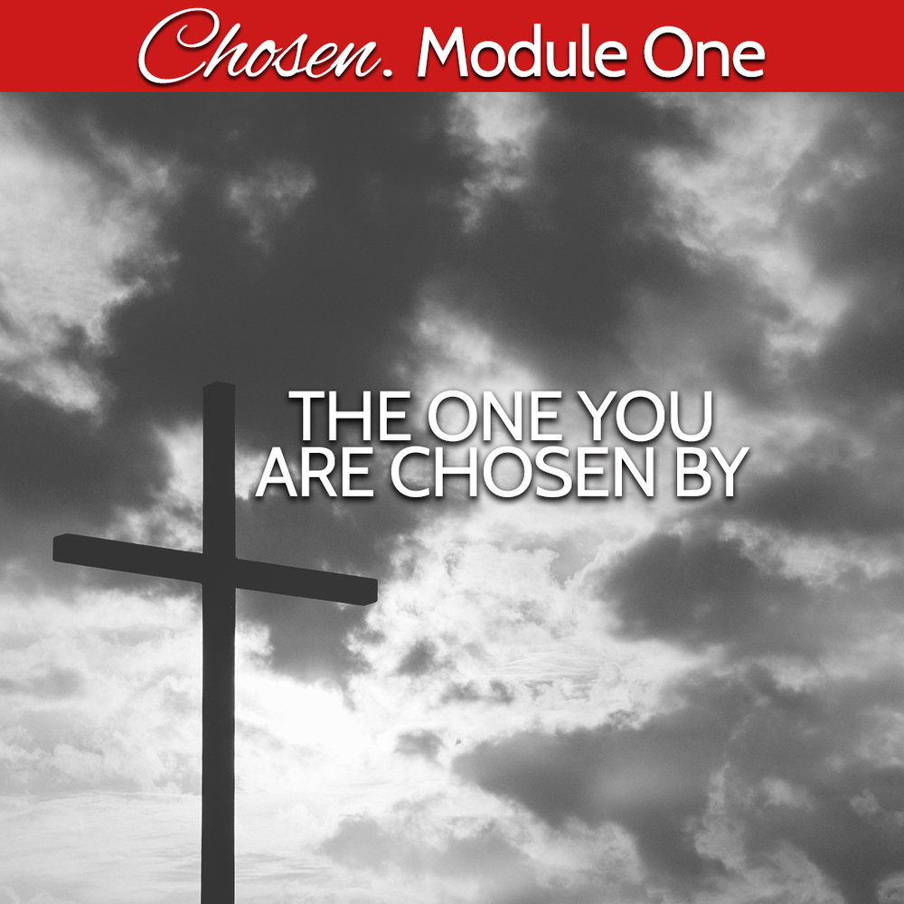 BW Module One The One you are Chosen by.jpg